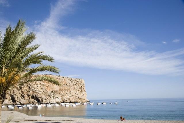 Praia de Calahonda, Motril (Granada)