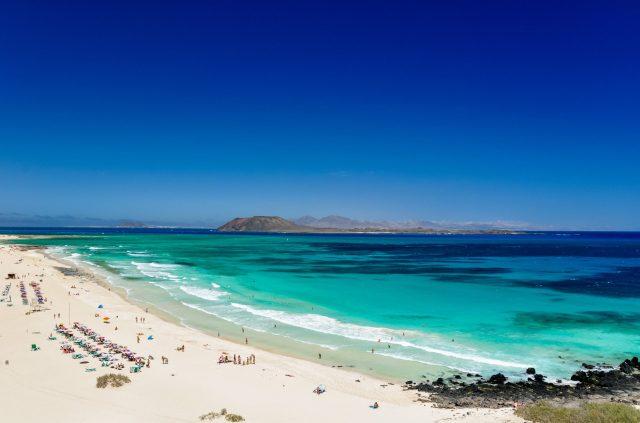 Praias de Corralejo
