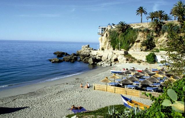 Praia Calahonda, Nerja (Málaga)
