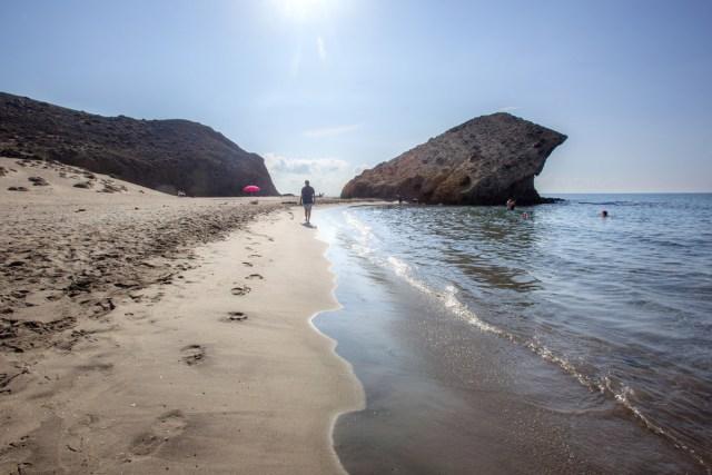 Enseada de Mónsul, Níjar (Almeria)