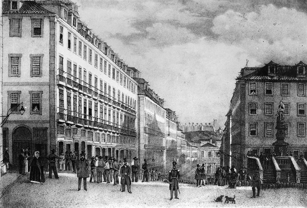 Lisboa no final do século XIX