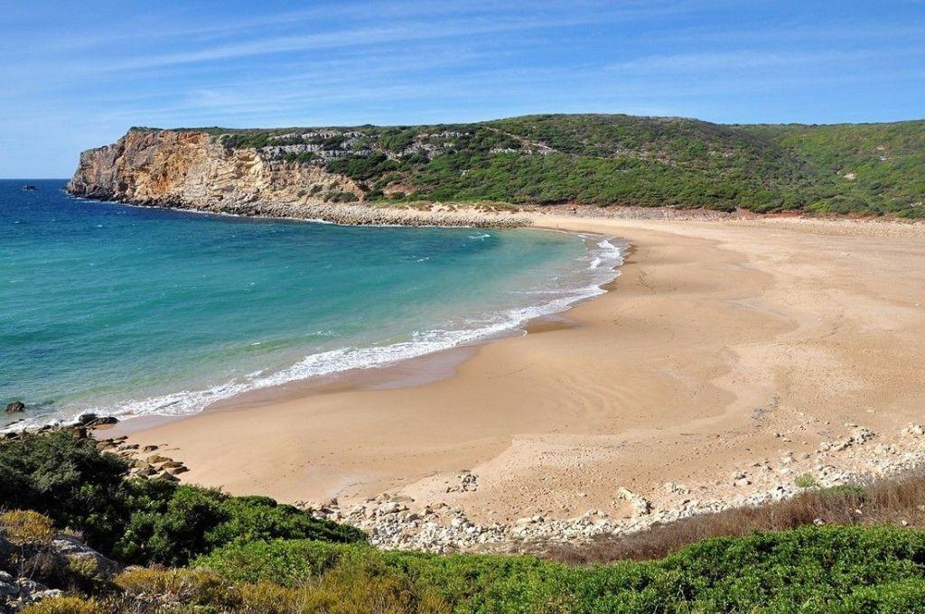 Praia do Barranco, Vila do Bispo
