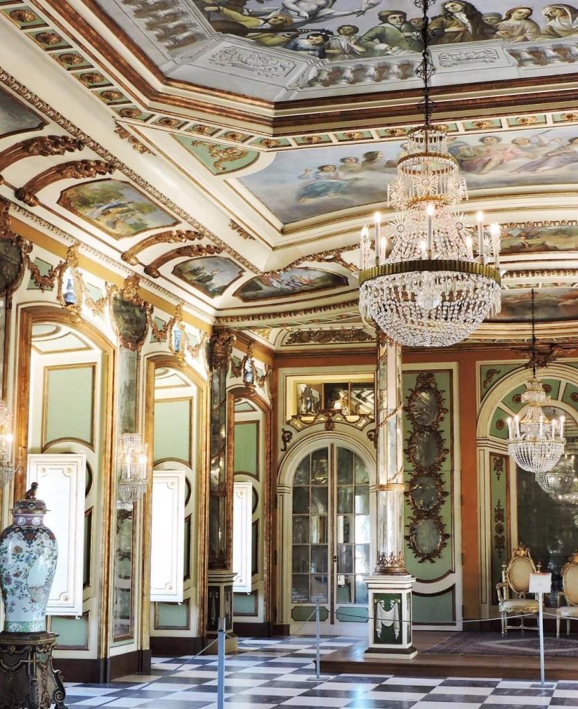 Palácio de Queluz (Sintra)