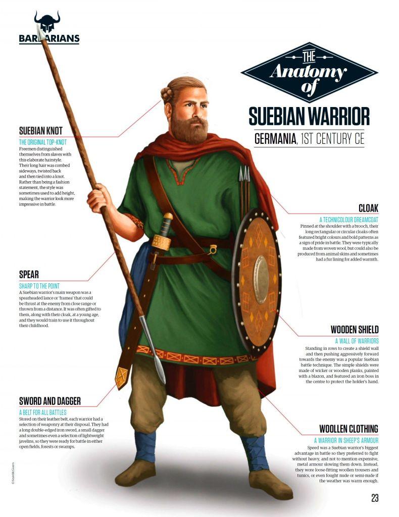 guerreiro suevo