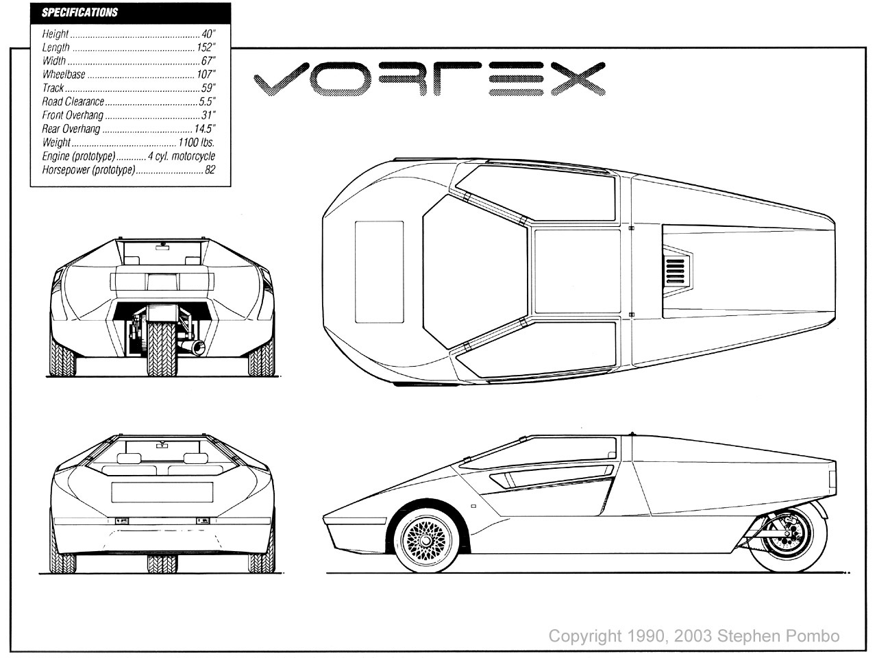 The Vortex Plans Page
