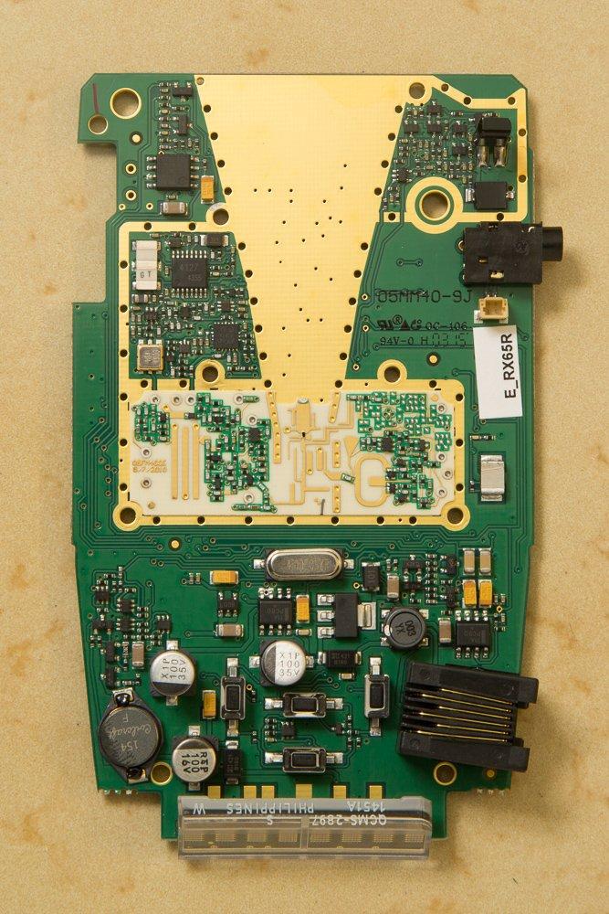 RX65 M4 PCB