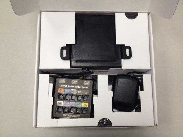 STi-R Plus in box