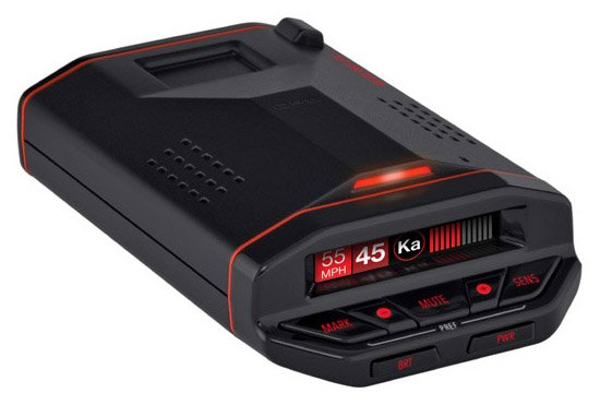 Escort Redline EX Radar Detector Review Vortex Radar