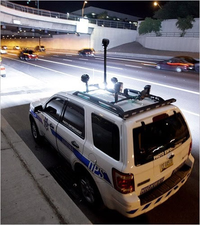 Photo Radar SUV