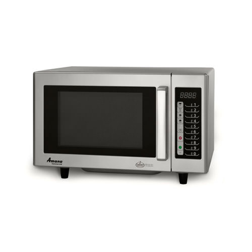 amana rfs18ts digital control moderate duty commercial microwave oven