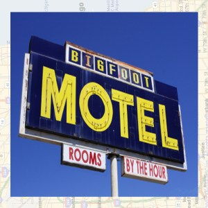 Bigfoot Motel - Rooms By The Hour EP