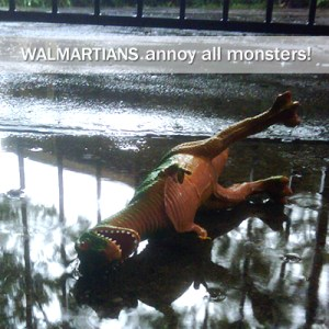 Walmartians - Annoy All Monsters