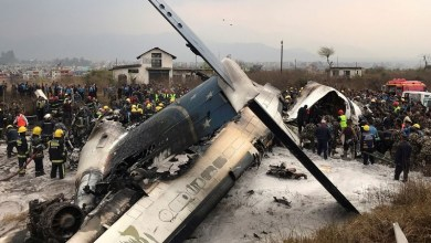 bangladesh plane crash in Nepal