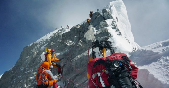 Nepal reopens Mount Everest for climbers amid COVID-19
