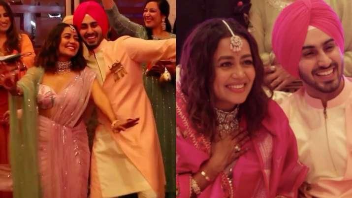 Neha Kakkar Marry Rohanpreet Singh. | VOSA