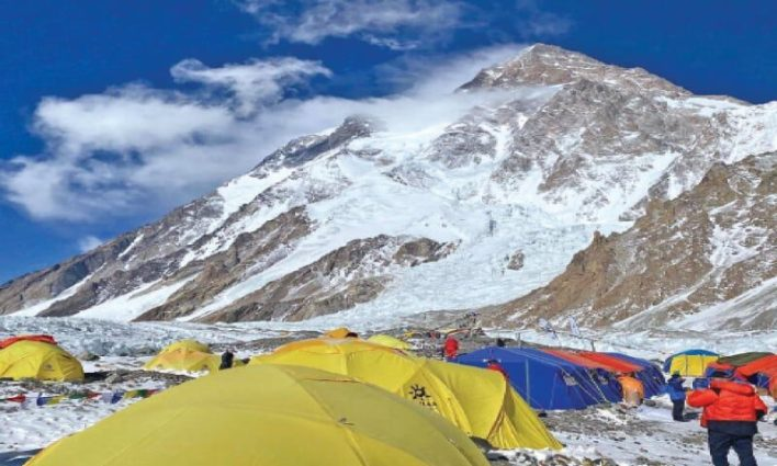 Nepal's Sherpa to lead 55-member K2 winter expedition – a mission impossible