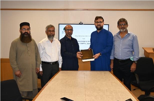Indus Hospital & Health Network to Establish Pediatric Oncology Unit in Balochistan