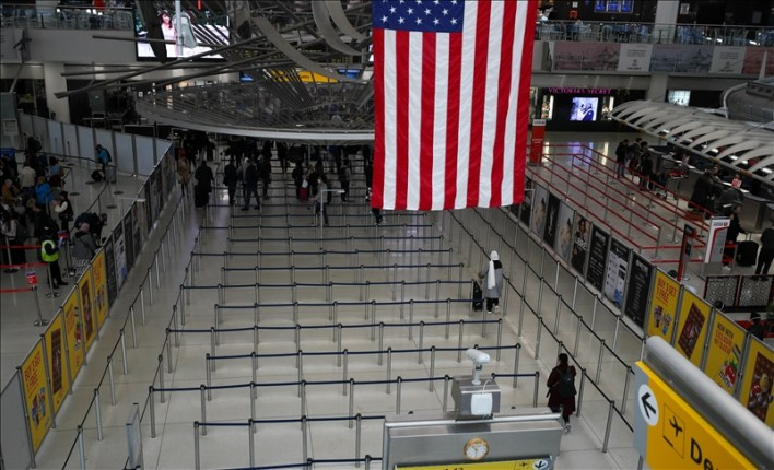 The US to relax travel restrictions for vaccinated foreign air travelers.