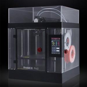 L'imprimante 3D raise3D pro2