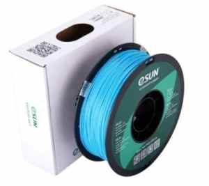 filament eSun - PLA+ - Bleu Clair (Light Blue) - 1.75 mm - 1 kg