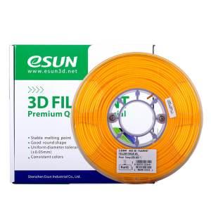Filaments 3D PLA ESUN Jaune