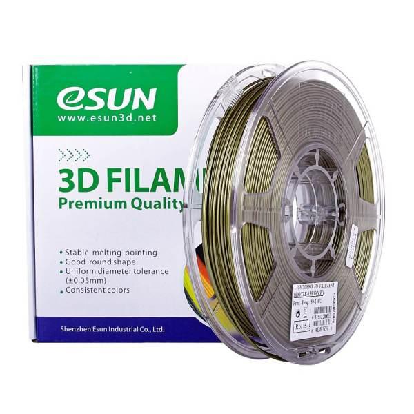 Filament Esun PLA imprimante 3D bobine Bronze