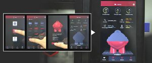 Ecran tactile 7 pouces 3d