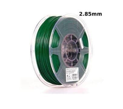 filament eSUN PLA+ 2.85mm 1Kg - Vert