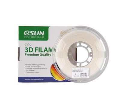 eLastic(TPE-85A) filament__Natural