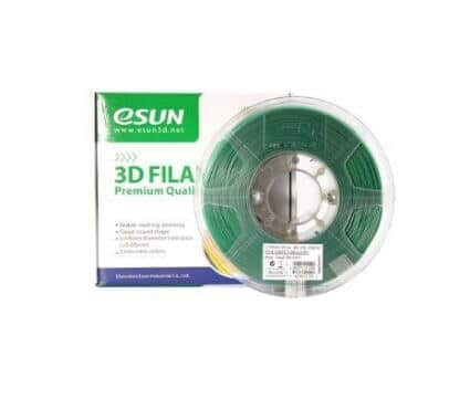 Filament eSUN PLA+ 2.85mm 1Kg - Vert Pin