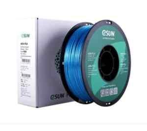 eSilk-PLA filament__Cyan