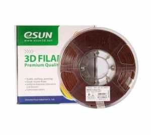 Filament eSUN ABS+ 1.75mm 1Kg marron