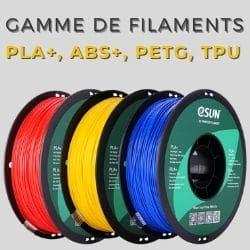 filaments 3d haute qualité esun