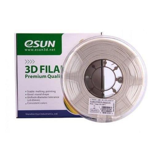 eSUN eSUN PLA+ 3D printing filament 1.75mm 1KG - White (warm white)