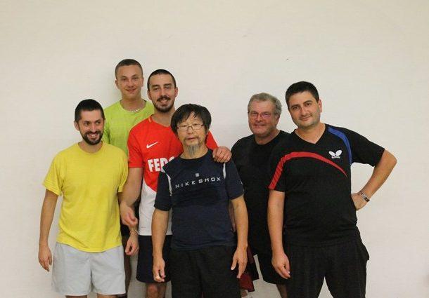 L'équipe de Veneux-Les Sablons1