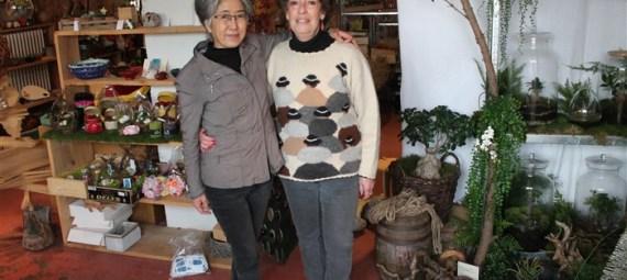 Mlle Tina et Dominique Jallon au Théâtre Naturalys