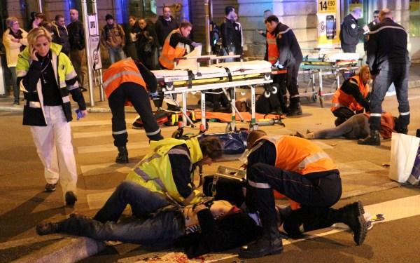 Paris - Prosecutor: No Terror Link In France Car Rampage