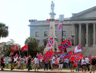 Afbeeldingsresultaat voor confederate flags monuments