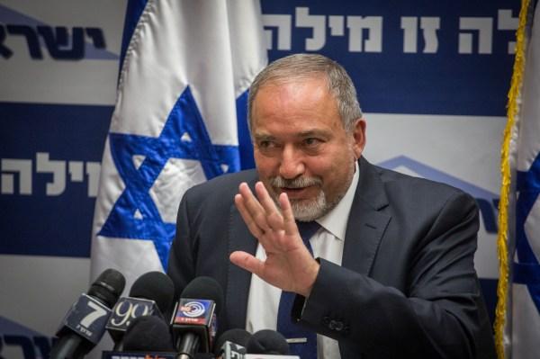 Jerusalem - Now Defense Minister, Liberman Softens Tone