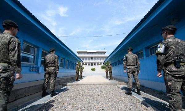Washington - Trump Floats DMZ As Location For North Korea ...
