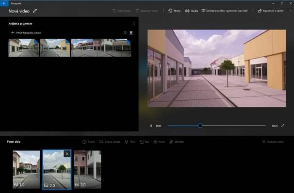 VIDEO EDITOR Windows 10_2