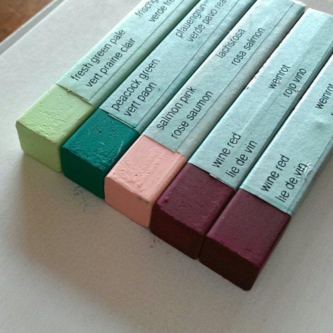 Image of Sakura Cray-Pas Specialist oil pastels.