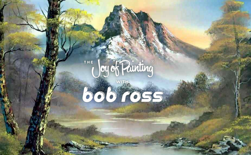 The Bob Ross Marathon Continues Today