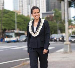 Kym Pine for Mayor of Honolulu 2020