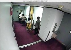 July 30, 2009, Roaming City Hall at 9:38 PM