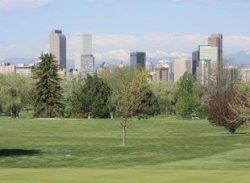 Park in Denver Colorado