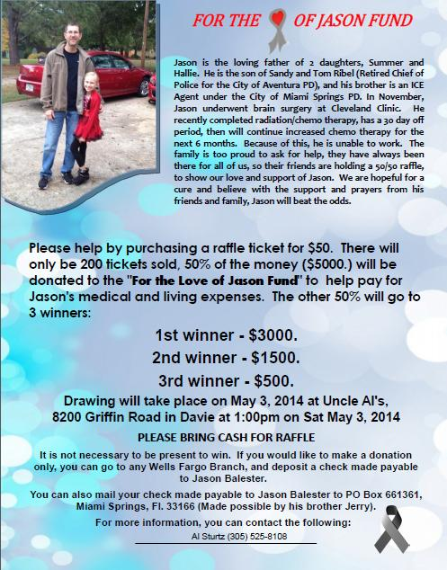 For the Love of Jason Fund