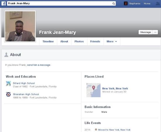 Jean-Mary Facebook 05-31-14