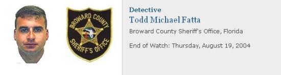 Detective Todd Michael Fatta