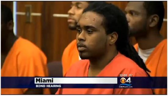 Who's the tough guy now? Photo: CBSMiami.com
